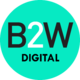 B2W Digital logo